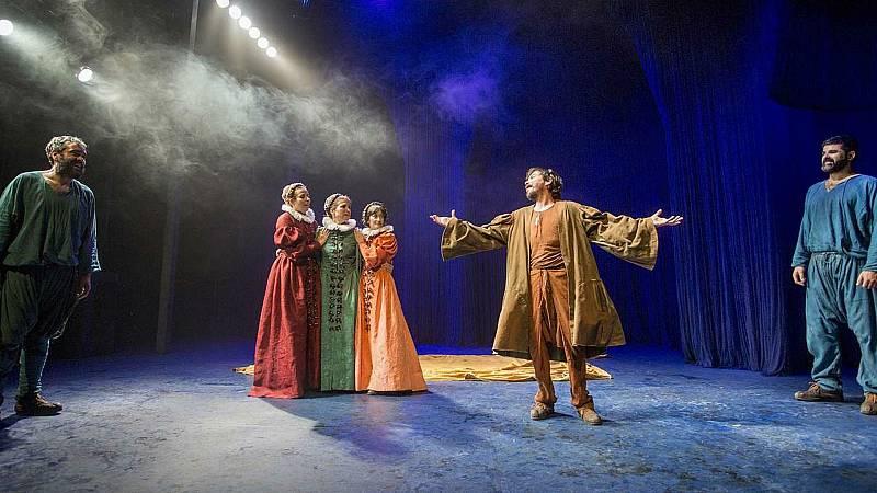 En escena - 'La ternura' de Alfredo Sanzol, inaugura 'La 2 es teatro' - 07/05/20 - escuchar ahora