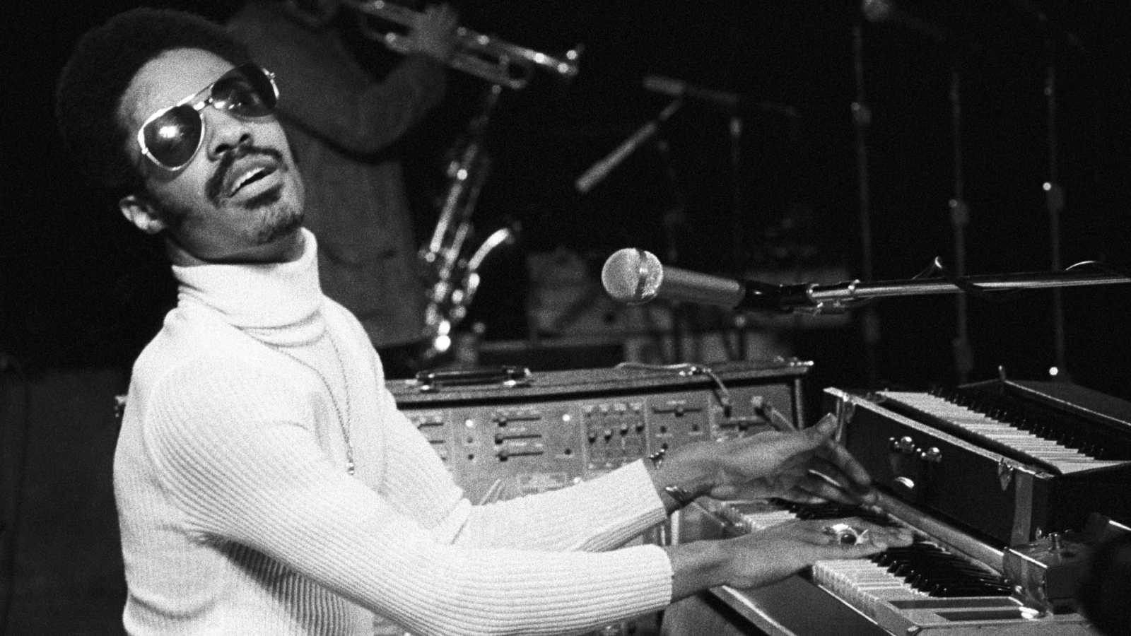 Top Gus Extra - Stevie Wonder (I) - 12/05/20 - escuchar ahora