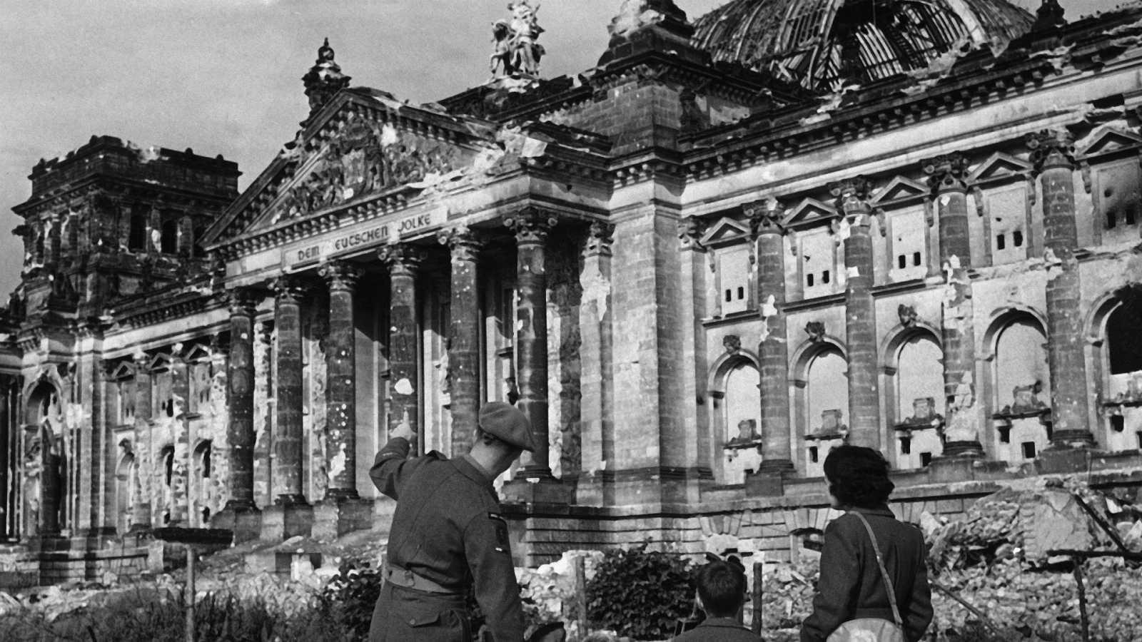 Las mañanas de RNE con Íñigo Alfonso - 75 años del fin de la II Guerra Mundial en Europa: Alemania recuerda el día de la liberación  Escuchar ahora