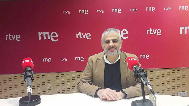 """Carlos Carrizosa: """"Donaríem suport als pressupostos de Pedro Sánchez si fan front a la pandèmia"""""""