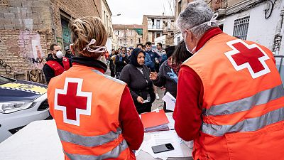 Memoria de delfín - Cruz Roja: oxígeno en tiempos de emergencia - 09/05/20 - escuchar ahora