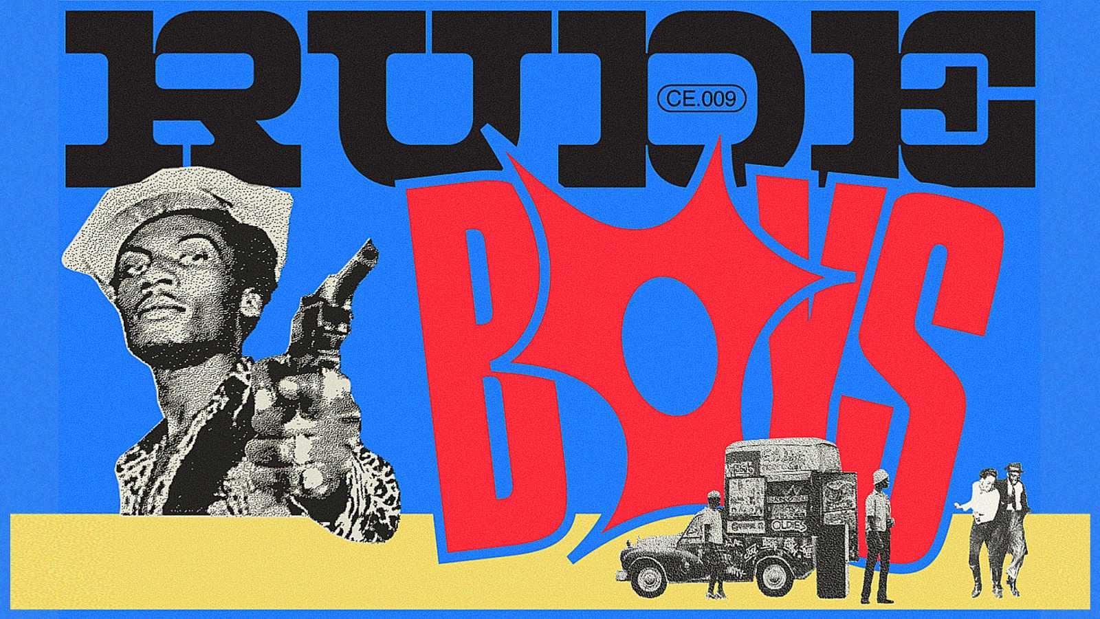 Círculos excéntricos - Rude Boys: Una historia de música y violencia - 10/05/20 - escuchar ahora
