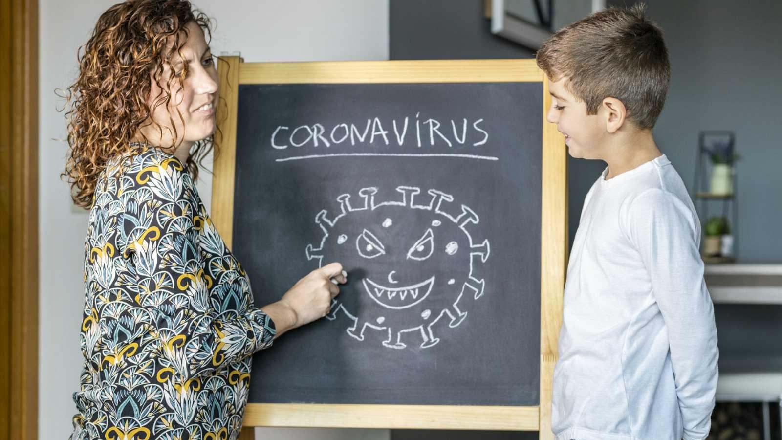 Mamás y papás - Coronavirus: afrontando el miedo - 10/05/20 - escuchar ahora