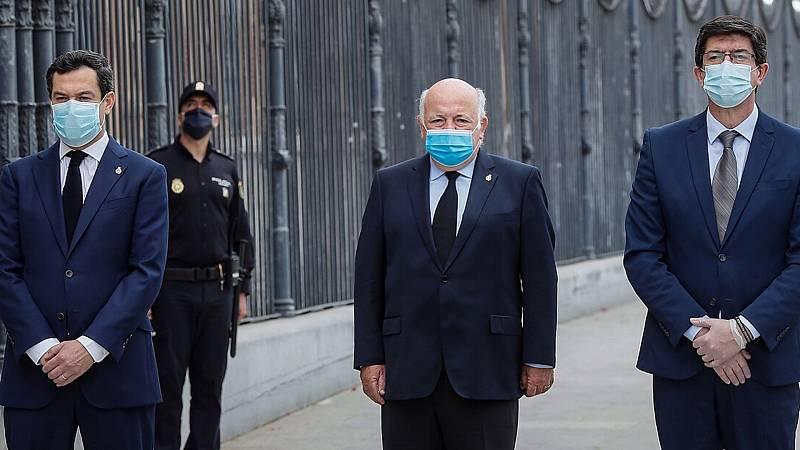 """24 horas fin de semana - 20 horas - Moreno Bonilla pide al Gobierno que rectifique el """"ataque frontal"""" a Andalucía - Escuchar ahora"""