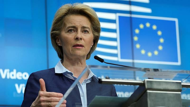 24 horas fin de semana - 20 horas - Bruselas estudia sancionar a Alemania por la polémica sentencia de su Constitucional sobre el BCE - Escuchar ahora