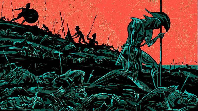 Viñetas y bocadillos - 'La cólera' - segunda parte - 11/05/20 - Escuchar ahora