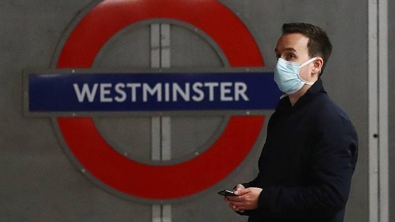 Boletines RNE - Reino Unido presenta su plan de desescalada - Escuchar ahora