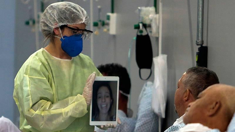Las mañanas de RNE con Íñigo Alfonso - La enfermería, un sector con sobrecarga emocional - Escuchar ahora