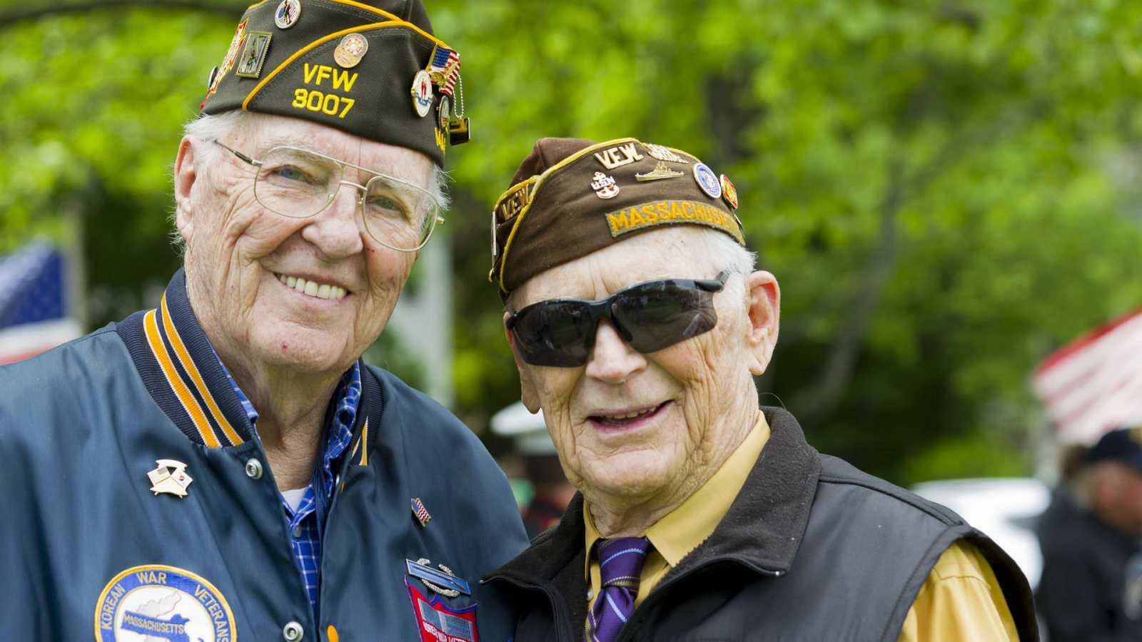 Canal Europa - Segunda Guerra Mundial: Veteranos se enfrentan al coronavirus - 12/05/20 - escuchar ahora