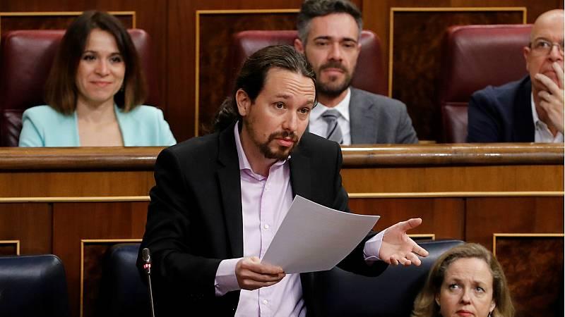 14 horas - Unidas Podemos propone un impuesto a las fortunas de más de un millón de euros - Escuchar ahora
