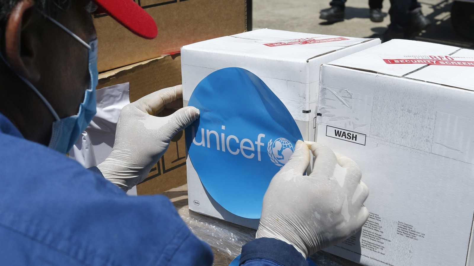 Las mañanas de RNE con Íñigo Alfonso - Unicef alerta de la enorme desprotección de los niños de los países más pobres por la pandemia - Escuchar ahora