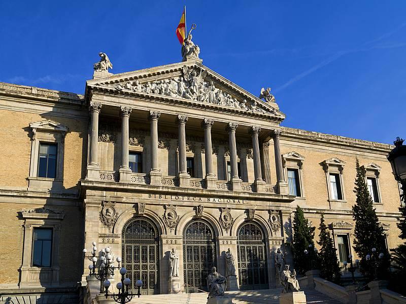 Biblioteca Nacional: Más que libros - Biblioteca Digital Hispánica: Contenidos- Escuchar ahora