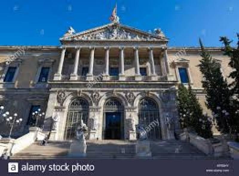 Biblioteca Nacional: Más que libros - Homenaje a Javier Docampo - Escuchar ahora