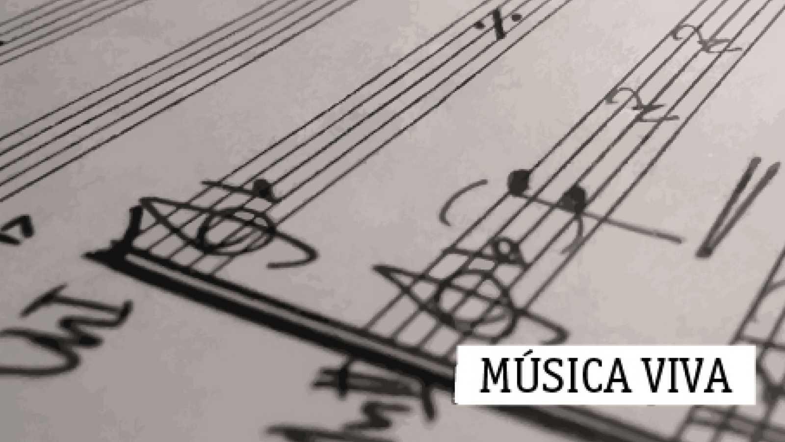 Música viva - Charlamos con Belenish Moreno Gil y con Óscar Escudero - 17/05/20 - escuchar ahora