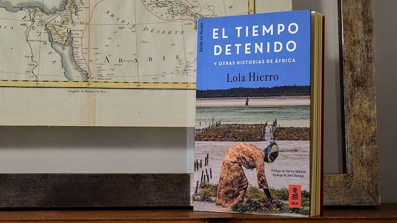 Oxiana - Lola Hierro | El tiempo detenido - Escuchar ahora