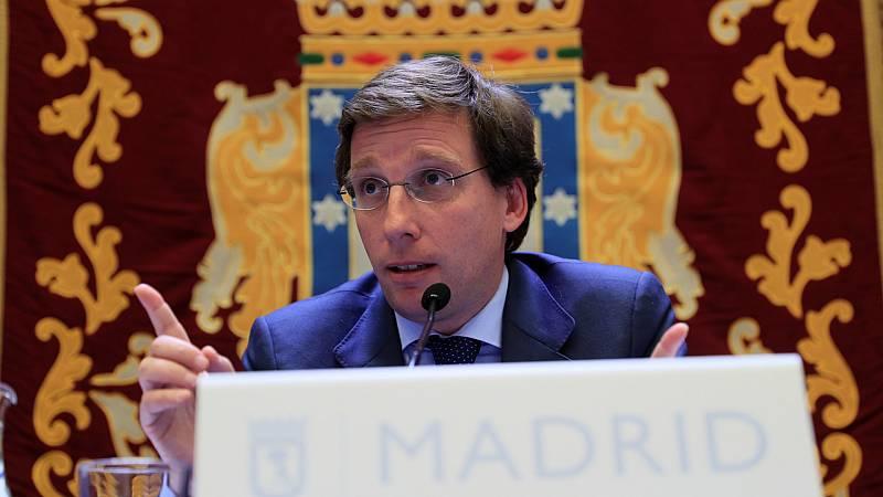 """Crónica de Madrid - Martínez-Almeida: """"El Gobierno tiene que motivar bien su decisión y decirnos quién está detrás de ella"""" - Escuchar ahora"""