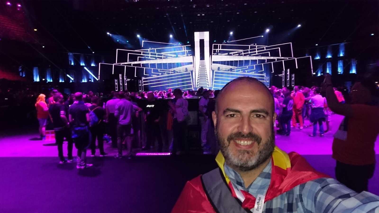 La sala - De cara a 2021: Eurovisión en Rotterdam, por Javier Marín - 16/05/20 - Escuchar ahora