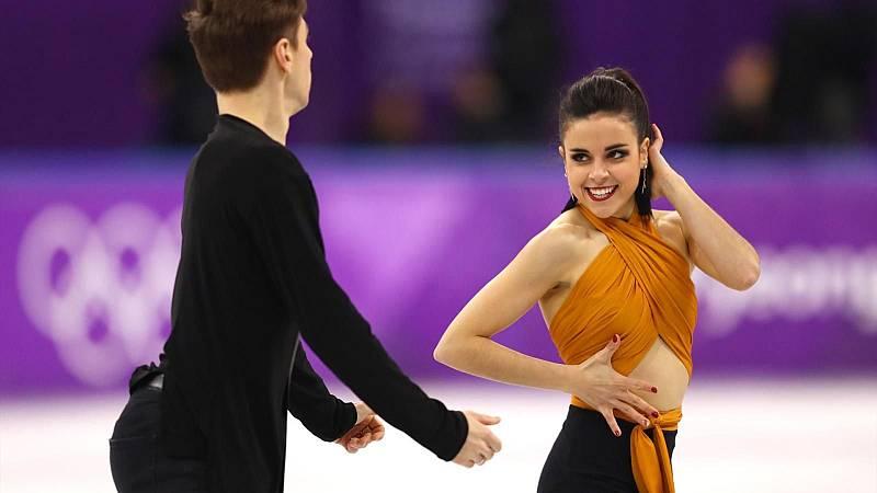 """Tablero deportivo - Sara Hurtado: """"Llevo más tiempo separada del hielo que nunca en mi vida"""" - Escuchar ahora"""
