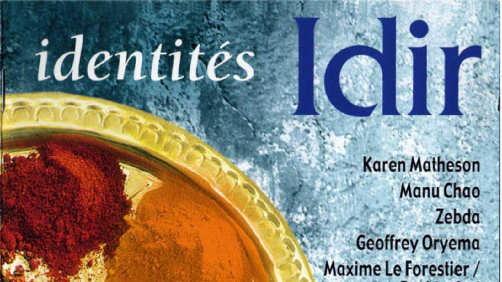 Sonideros: Kiko Helguera & Rodolfo Poveda - Identidades: Idir o la poesía musical del Maghreb - 17/05/20 - escuchar ahora