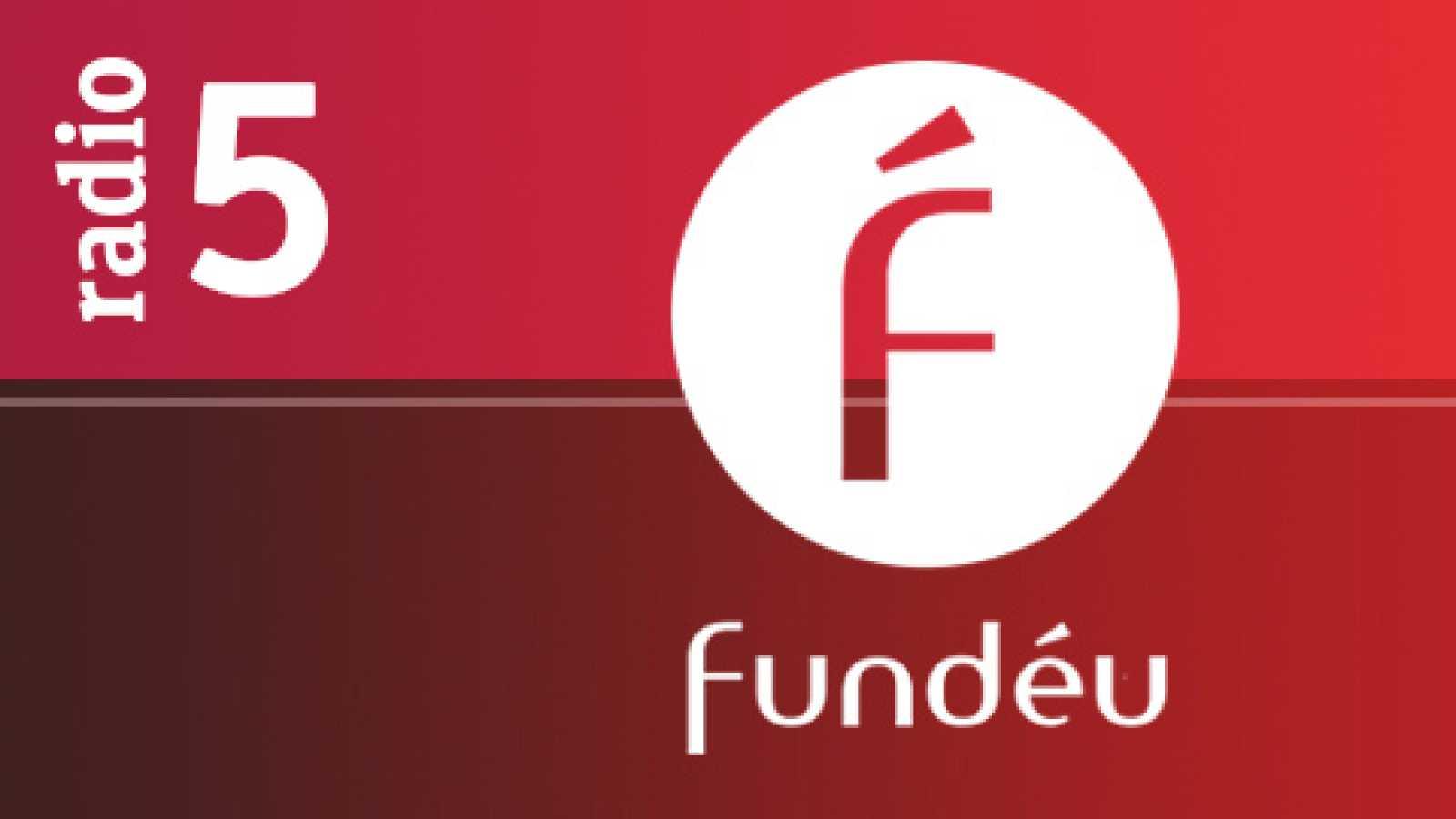 """El español urgente con Fundéu - """"Aforo"""" no es """"afluencia"""" - 18/05/20 - Escuchar ahora"""