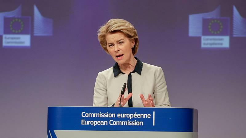 """Las mañanas de RNE con Íñigo Alfonso - Bruselas asegura que la propuesta franco-alemana """"va en la buena dirección"""" - Escuchar ahora"""