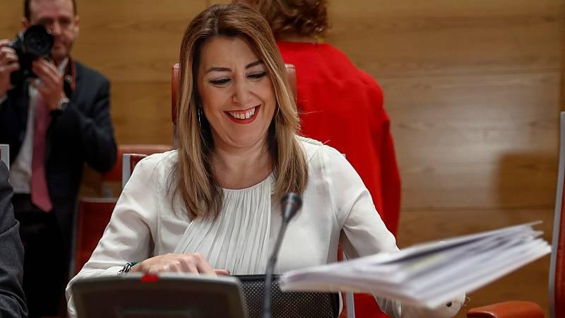 """Las mañanas de RNE con Íñigo Alfonso - Susana Díaz: """"¿Quién se responsabilizará del rebrote si decae el estado de alarma?"""" - Escuchar ahora"""