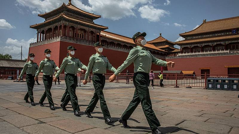 14 horas - China aísla Shulan, en el norte del país, por un nuevo brote de coronavirus - Escuchar ahora