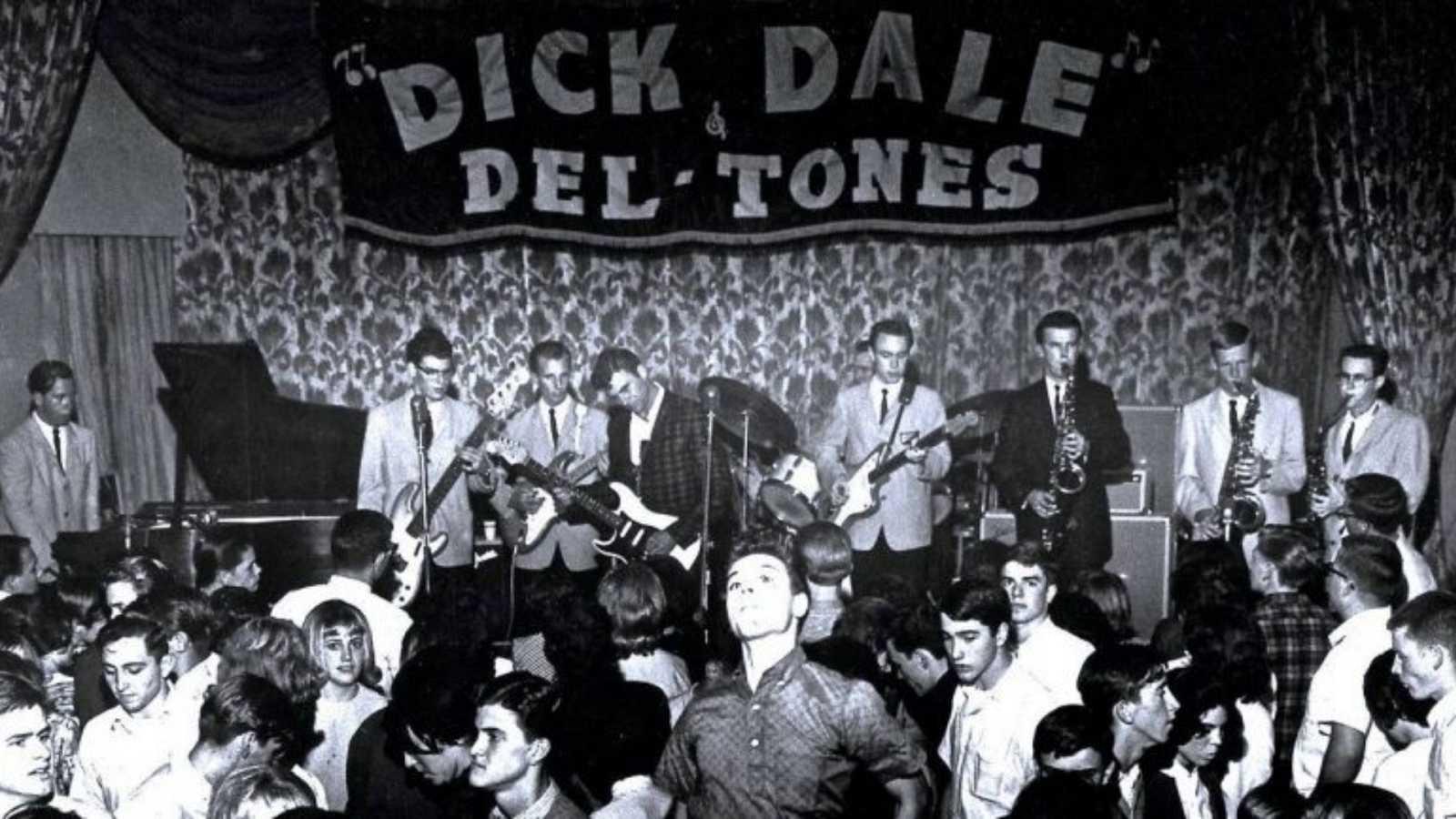 Rock and Roll Highschool - Cap. 12; La gran ola del Surf instrumental (1961-1963) - 20/05/20 - escuchar ahora