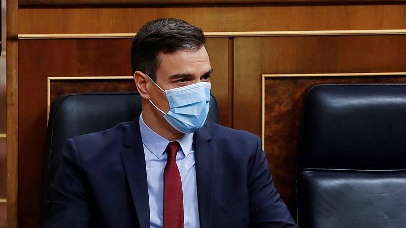 """Boletines RNE - Sánchez: """"Nadie puede derrochar lo que hemos conseguido"""" - Escuchar ahora"""