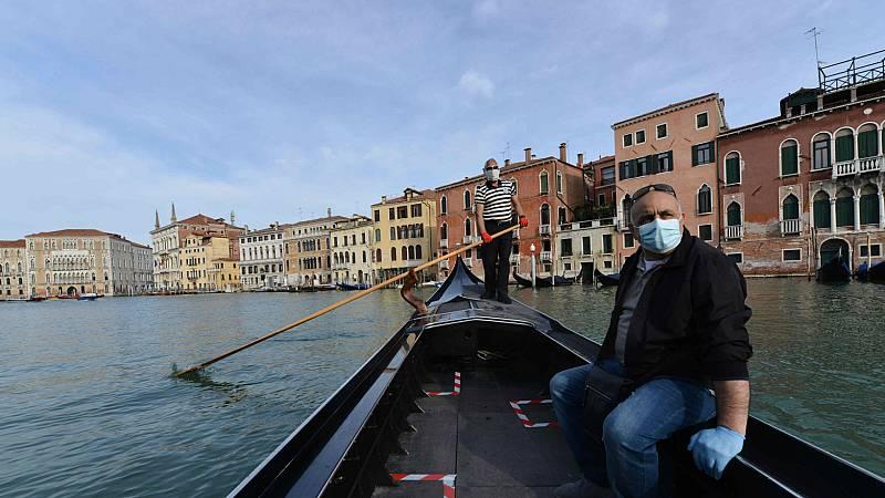 14 horas - Venecia espera a los turistas con los brazos abiertos - Escuchar ahora