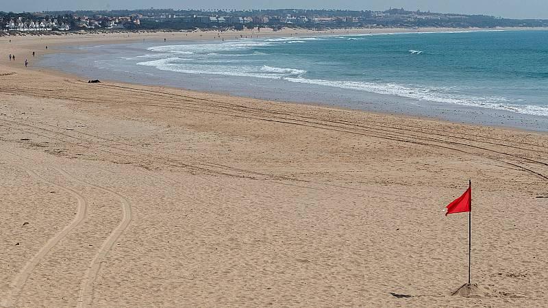14 horas - Reservas, horarios y 'apps' para controlar los aforos de las playas en la desescalada - Escuchar ahora