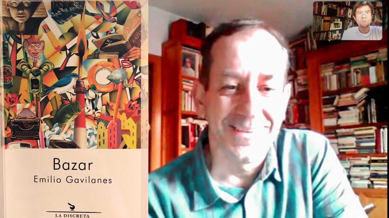 Entre dos luces - El bazar de Emilio Gavilanes - 21/05/20 - escuchar ahora