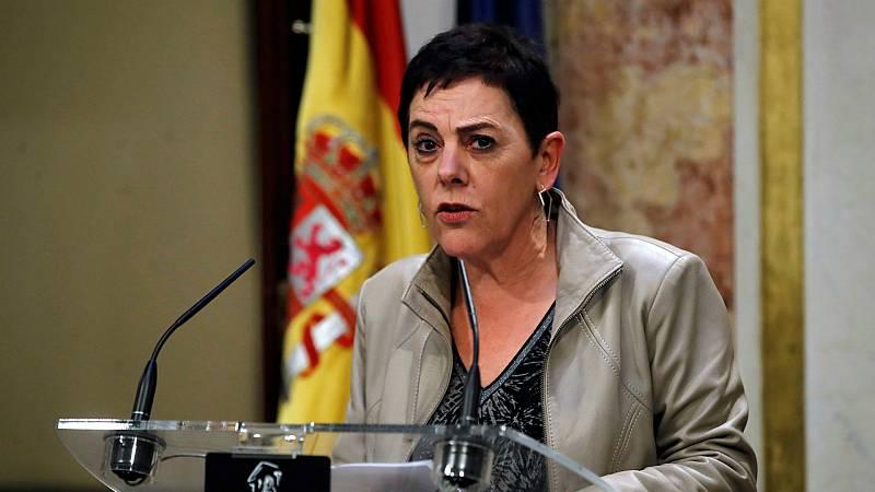 """Las mañanas de RNE con Íñigo Alfonso - Mertxe Aizpurua (EH Bildu): """"No me preocupa la matización del PSOE; el acuerdo sigue vigente"""" - Escuchar ahora"""