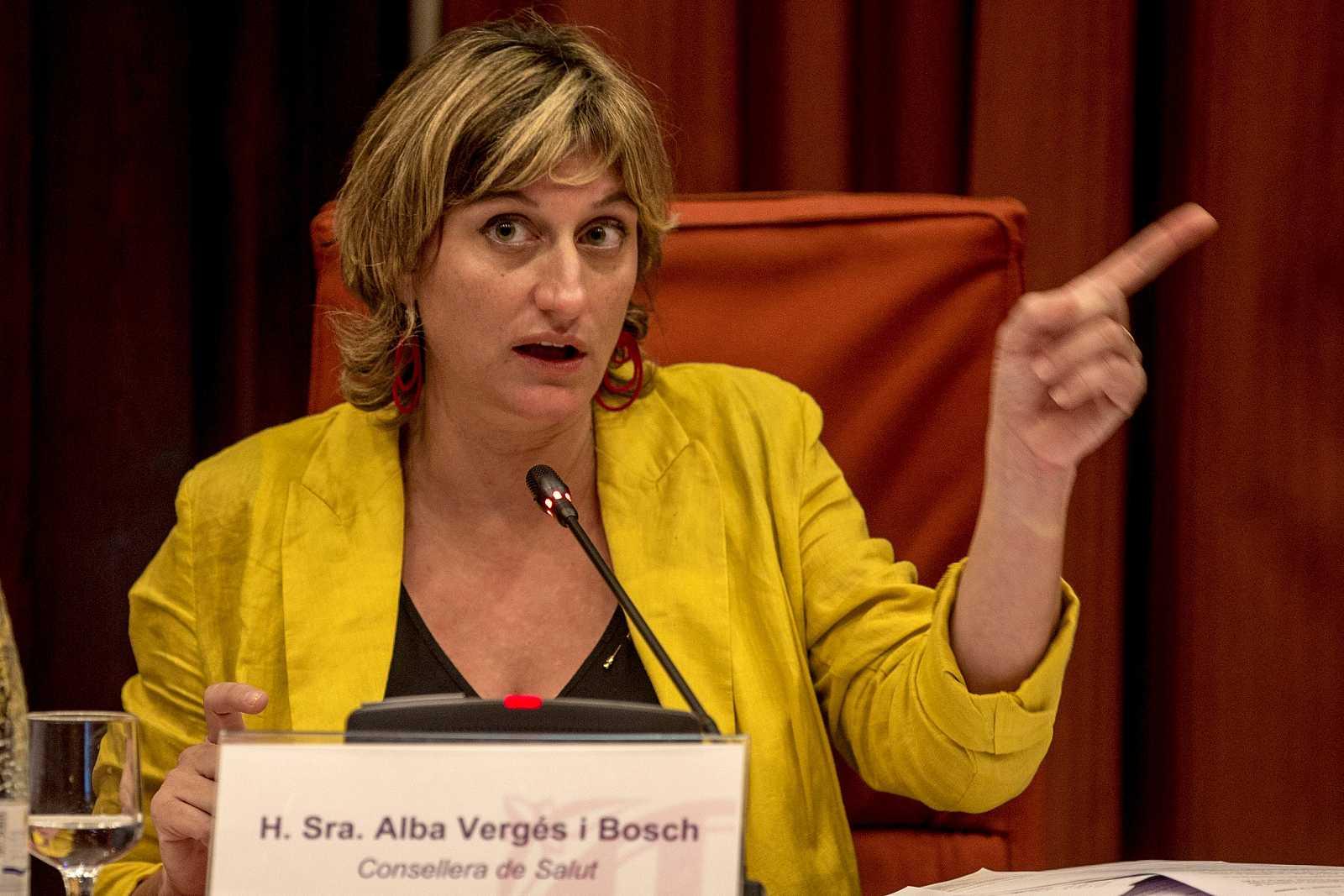 Las mañanas de RNE con Íñigo Alfonso - La consellera de Salud de la Generalitat da por hecho que Barcelona estará el lunes en fase 1 - Escuchar ahora