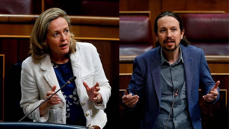 14 horas - División en el Gobierno por el acuerdo con EH Bildu para derogar la reforma laboral - Escuchar ahora