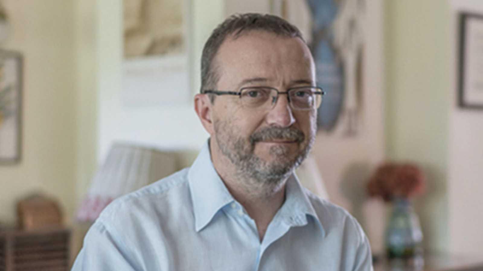 La entrevista de Radio 5 - Juan Pimentel - 21/05/20 - Escuchar ahora