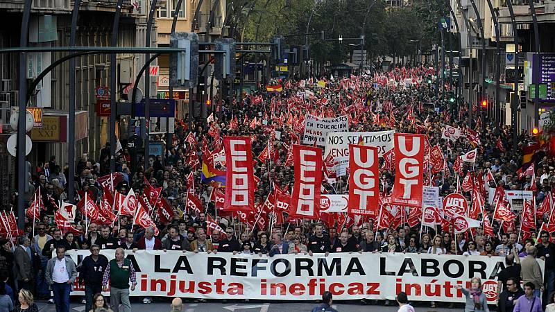 14 horas - ¿Qué implicaría derogar la reforma laboral de 2012? - Escuchar ahora