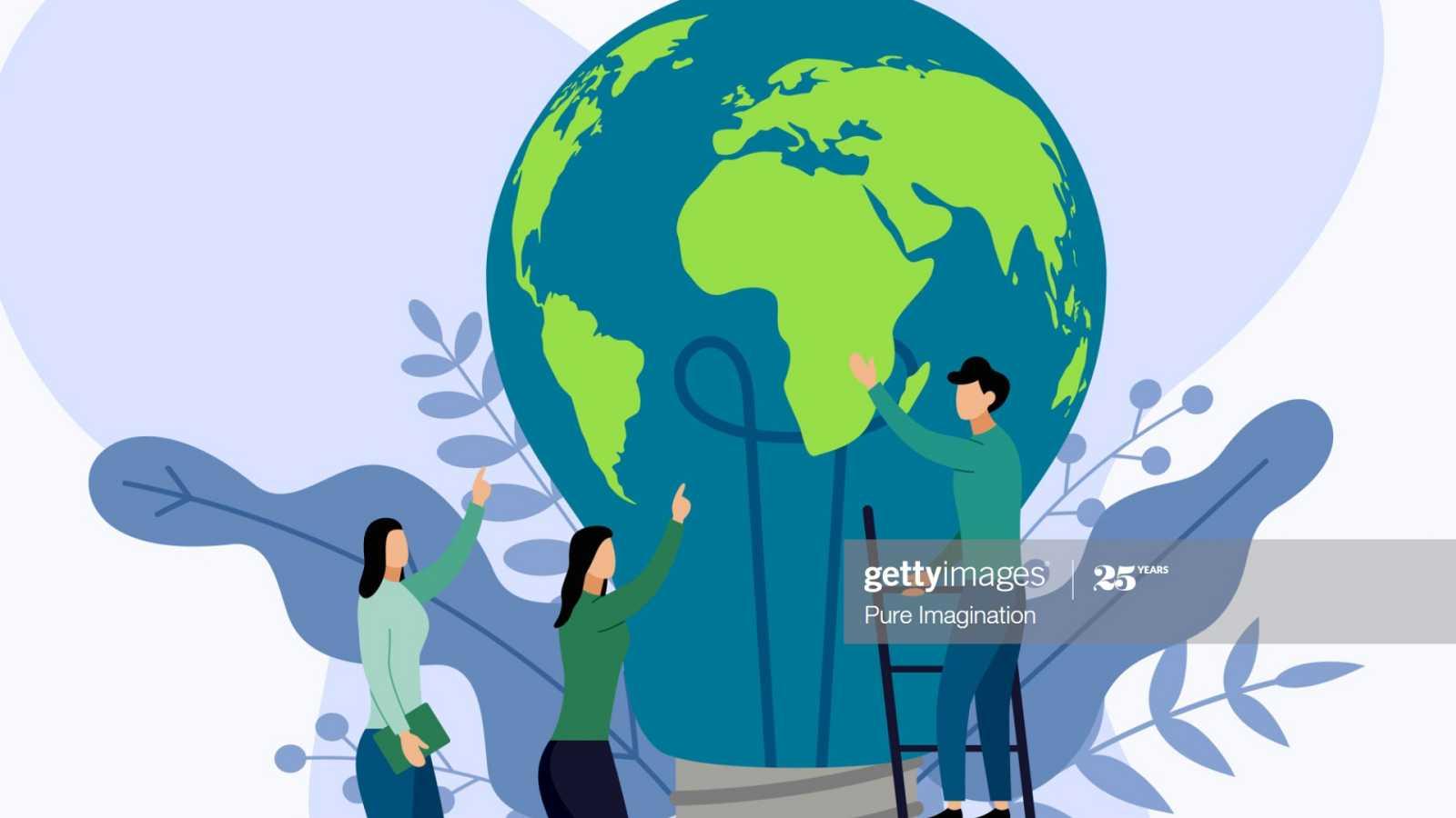 Solamente una vez - Cambiar el mundo, mascarillas y panorama internacional - 21/05/20 - escuchar ahora