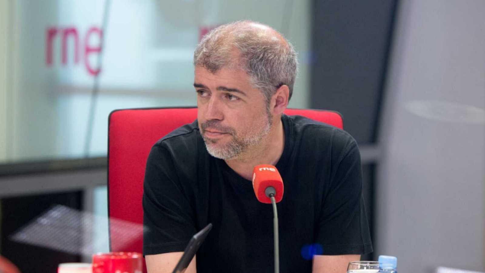 """24 horas - Unai Sordo (CCOO): """"La reforma laboral hay que hacerla mediante diálogo social"""" - Escuchar ahora"""