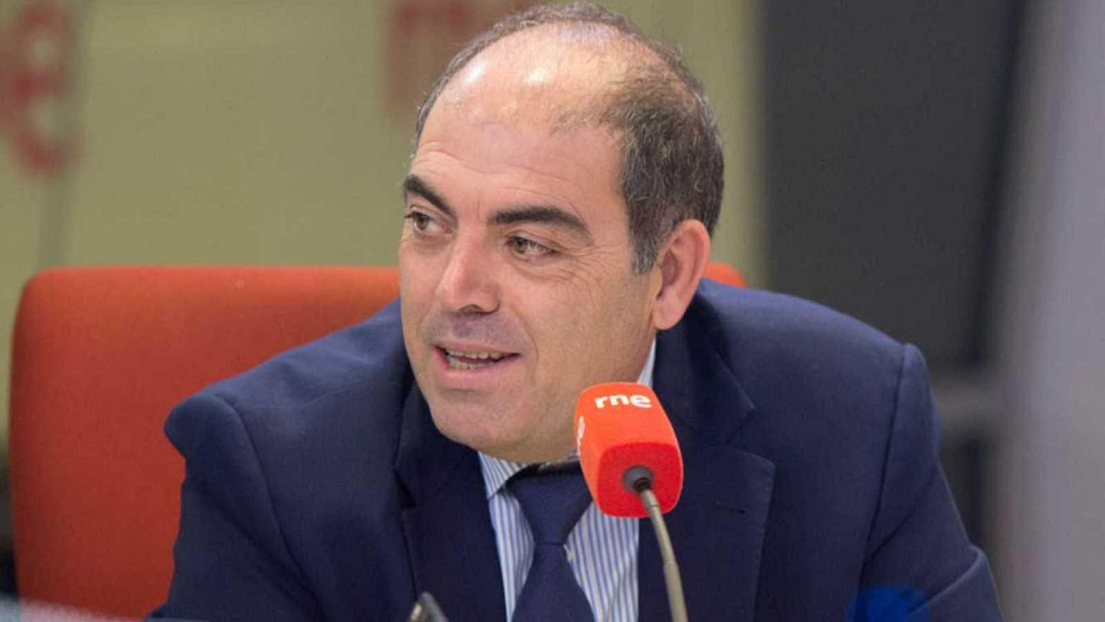 """24 horas - Lorenzo Amor (ATA): """"Me gustaría que todo el Gobierno pensara igual"""" - Escuchar ahora"""