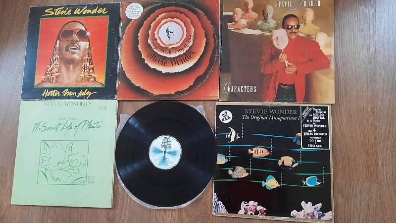 Como lo oyes - Stevie Wonder 70º Cumpleaños III - 22/05/20 - escuchar ahora