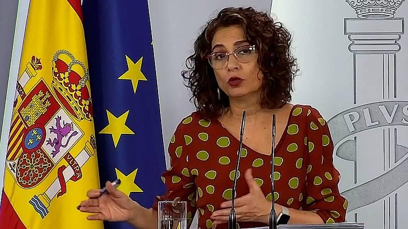 """14 horas - Montero justifica el acuerdo con Bildu: """"El Gobierno se ha sentido solo"""" - Escuchar ahora"""