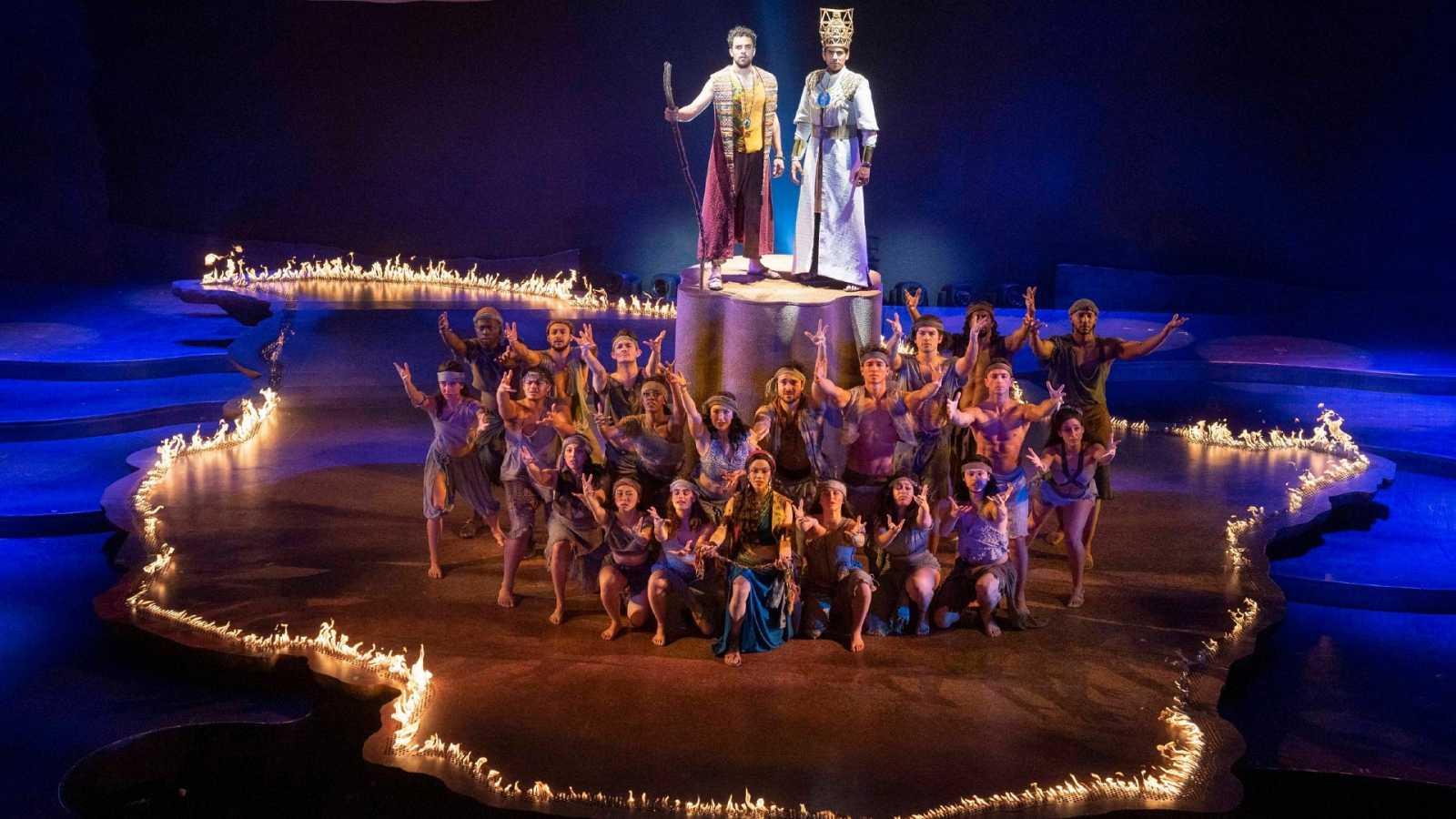 El musical - The prince of Egypt - 24/05/20 - Escuchar ahora