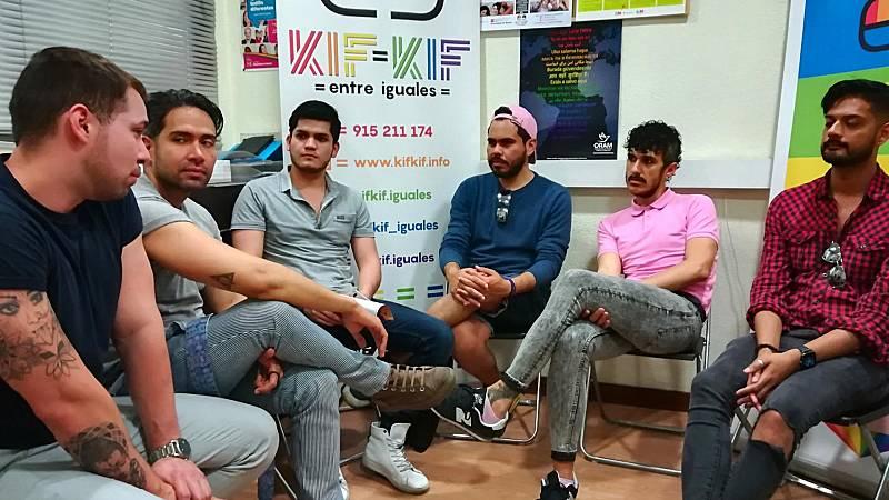 Wisteria Lane - Ser una persona LGTB migrante y refugiada en España en plena crisi del Covid 19 - 24/05/20 - Escuchar ahora