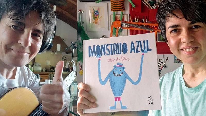 El ojo crítico - Dos propuestas infatiles: Rosalía Mowgli y 'Monstruo Azul' - Escuchar ahora