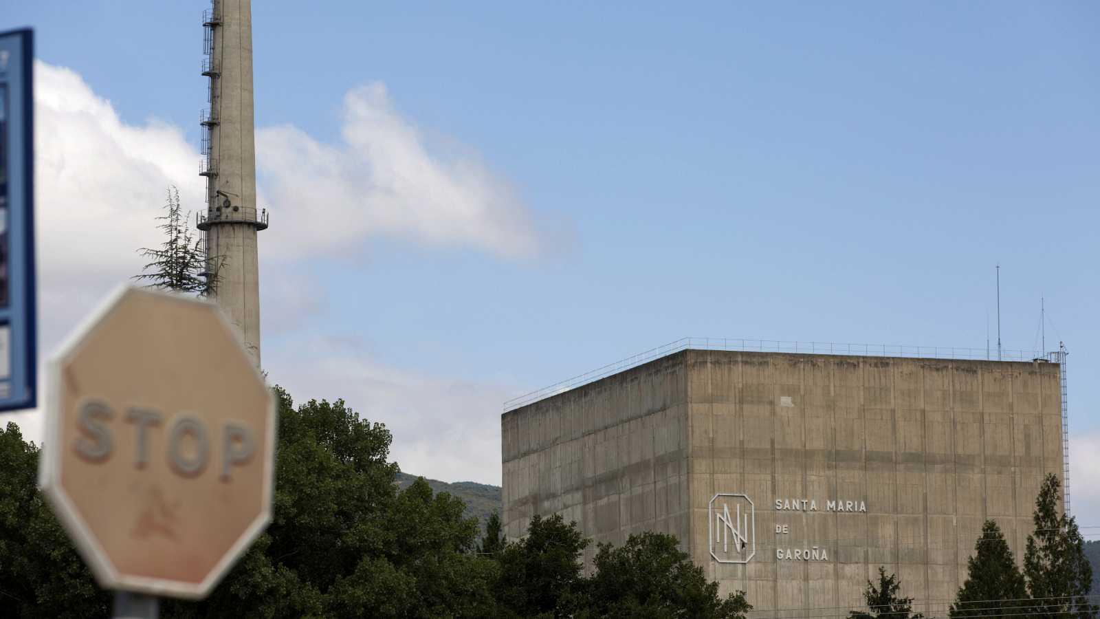 Boletines RNE - El plan de desmantelamiento de Garoña costará 470 millones de euros y durará unos 10 años - Escuchar ahora