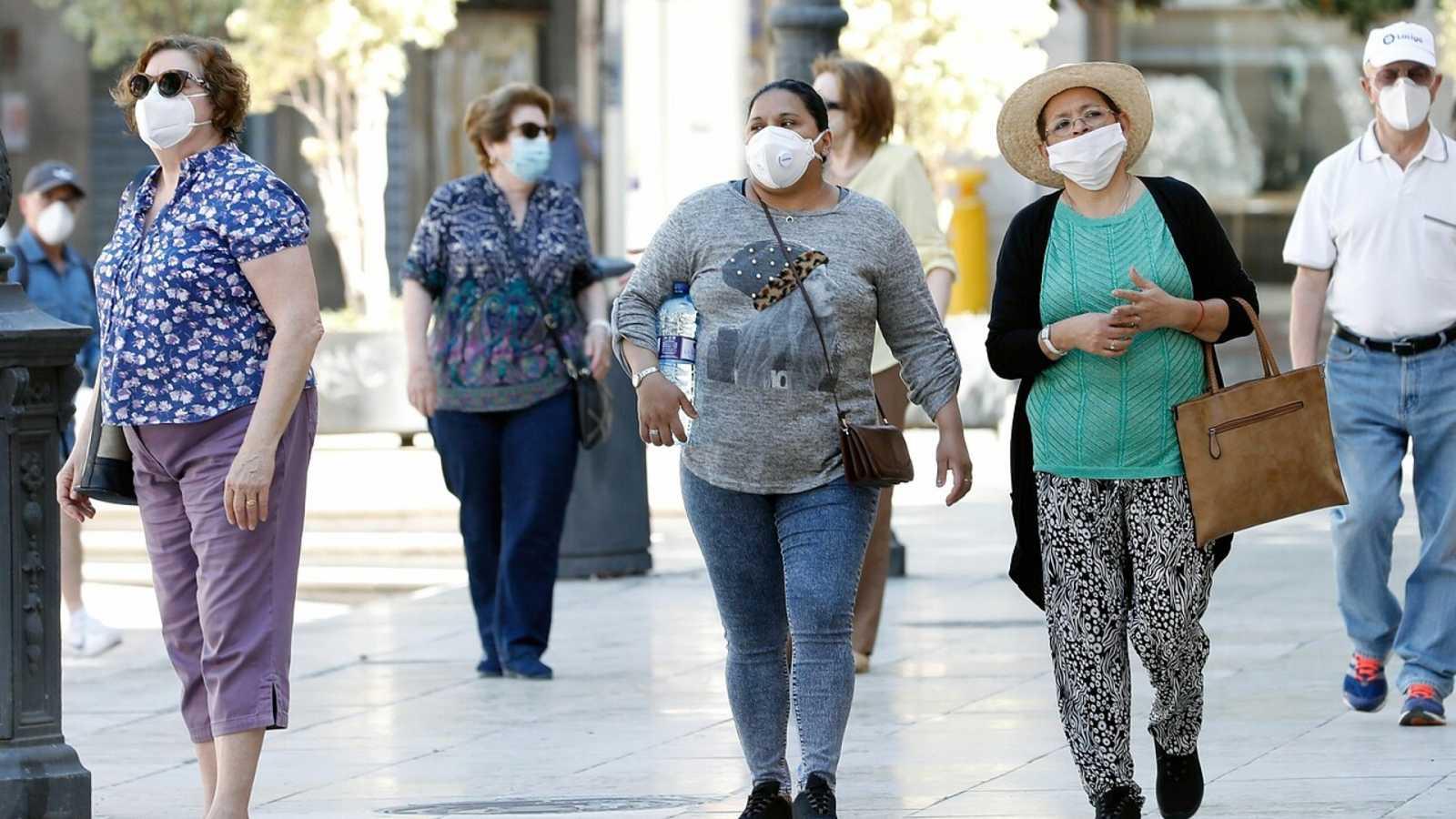 14 horas fin de semana - Flexibilización de paseos o actividad escolar nuevas normas ante la pandemia - Escuchar ahora