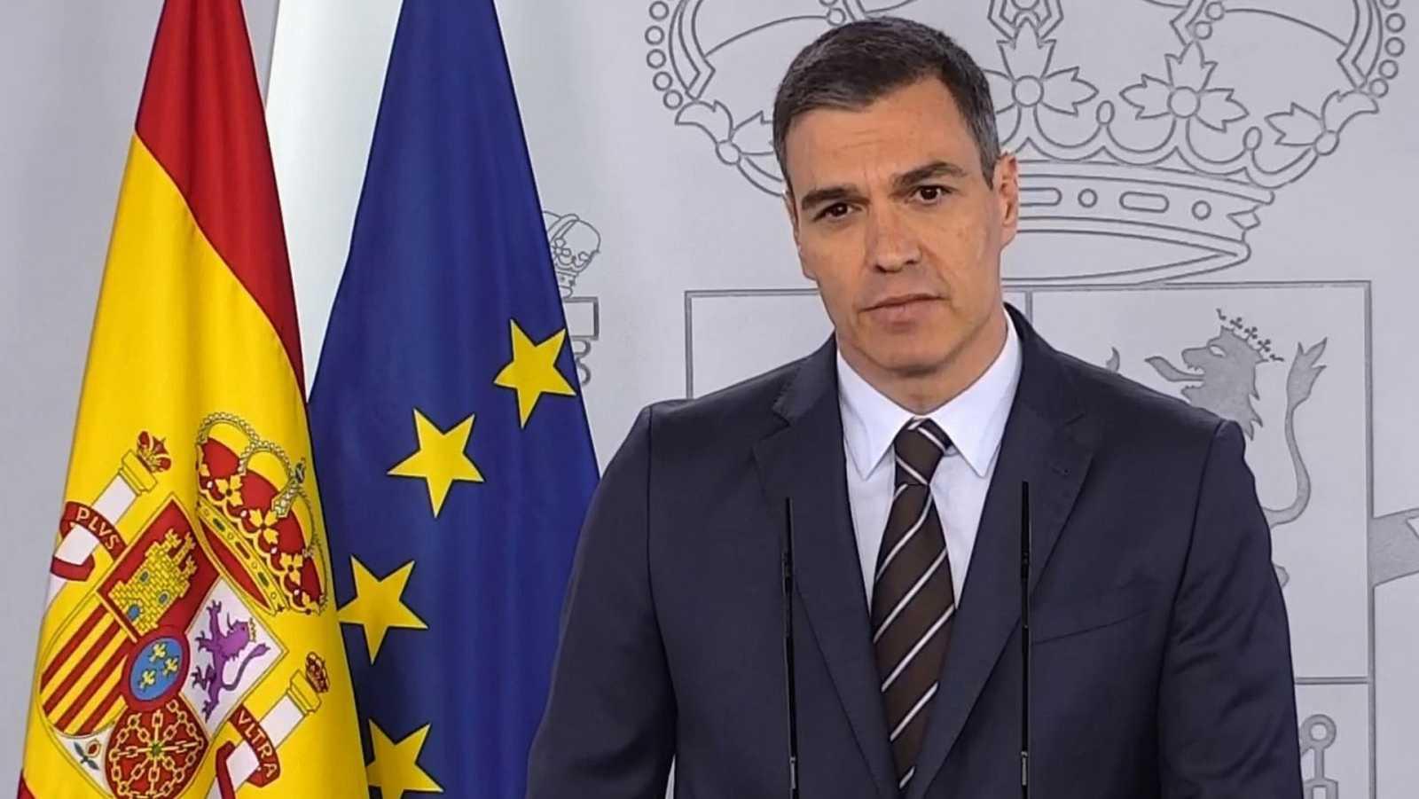 14 horas Fin de Semana - Sánchez anuncia la aprobación del Ingreso Mínimo Vital y de 10 días de luto oficial para la próxima semana - Escuchar ahora