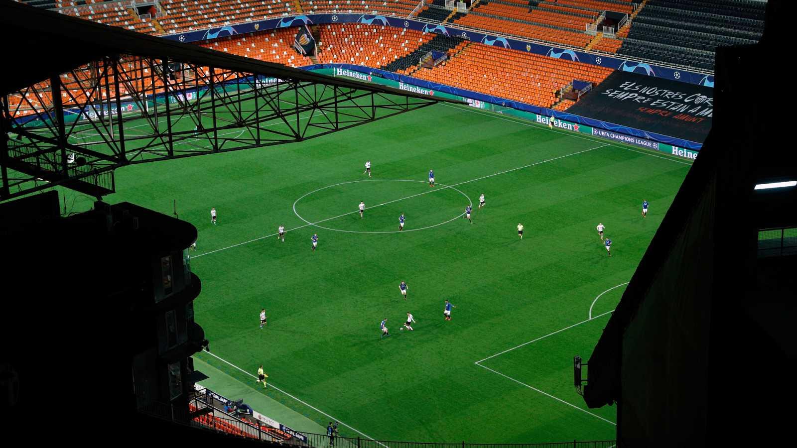 14 horas Fin de Semana - La Liga de fútbol comenzará el 8 de junio - Escuchar ahora