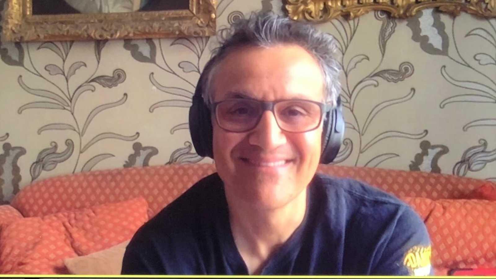 La observadora - Carl Honoré - 23/05/20 - escuchar ahora